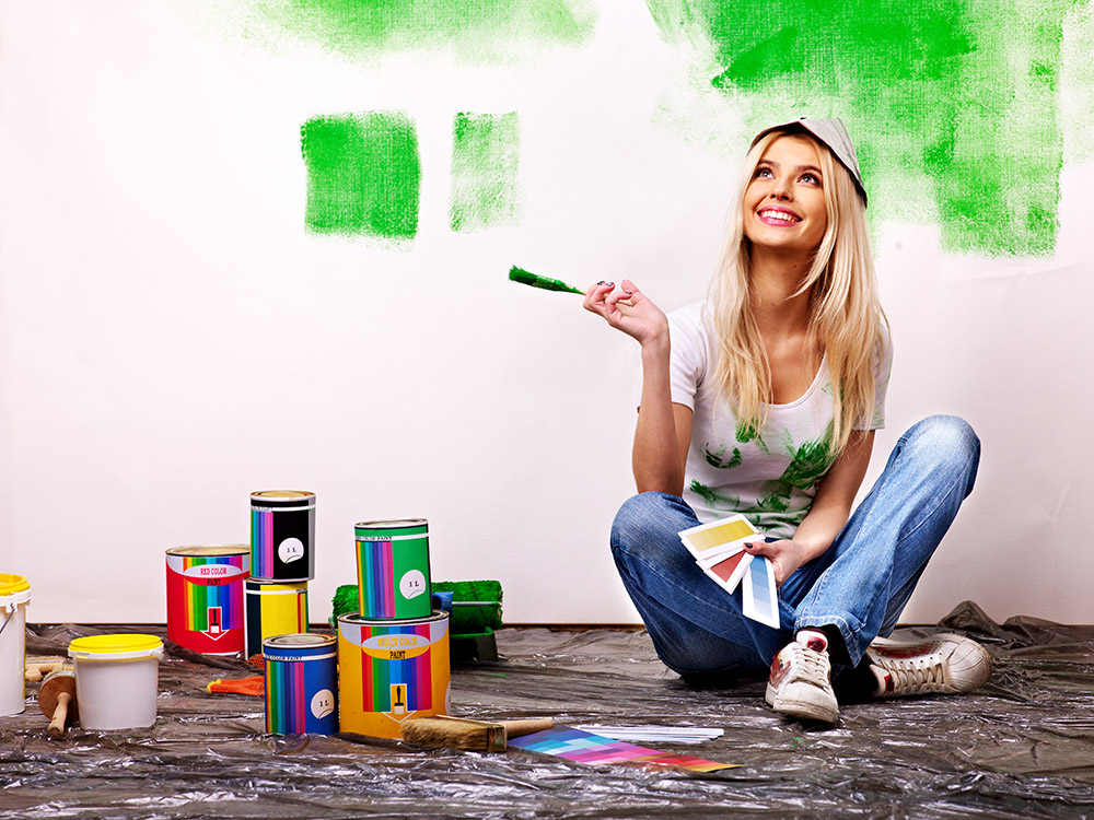 Special Discount on Painting & Decorating