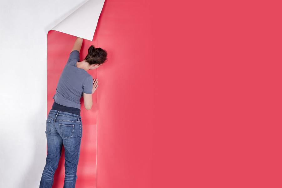 Wallpaper Hanging – Paint Works London